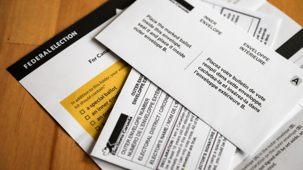 Many mail-in ballots requested, but not the millions Elections Canada expected