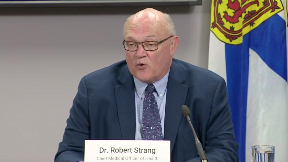 Robert Strang