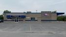 The Megabus station on John Counter Blvd. in Kingston, Ont. (Kimberley Johnson / CTV News Ottawa)