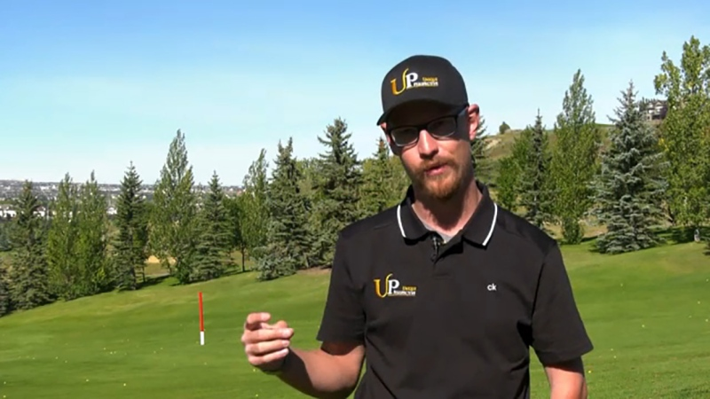 Having the opportunity to tee it up in the ATB financial classic means everything to Kyle Miller, who has cerebral palsy.  And he hopes his story will inspire others.