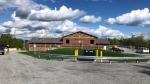 A water treatment plant near Shoal Lake, Man. (Source: Vern Fair. Sept. 14, 2021)