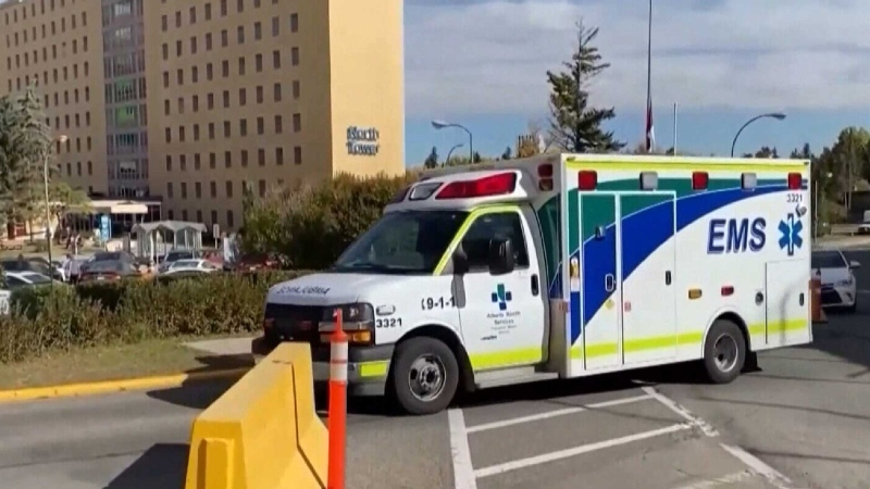 Alberta ICU numbers at pandemic high