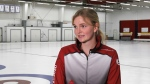 Ryleigh Bakker received a scholarship because of her love of curling and now she's our Inspired Albertan.