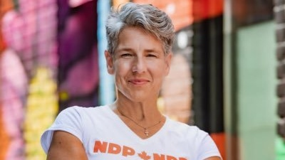 Sidney Coles, the former NDP candidate for Toronto-St. Paul's, has resigned. (Twitter/@sidneycoles8)