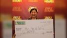 Mei Hong Wang is shown in a Western Canada Lottery Corporation handout photo (WCLC)