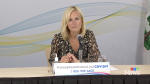 """""""Despite our best efforts, we have not been able to link any of these cases to travel outside of the province. As such, we are dealing with community transmission of COVID-19 in the Greater Charlottetown Area,"""" said P.E.I. chief public health officer Dr. Heather Morrison during a news update on Sept. 15, 2021."""