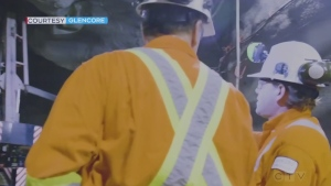 Glencore's Sudbury mining operations