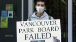Vigil held for Vancouver coyotes amid cull
