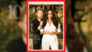 Meghan and Harry grace one of the multiple covers of Time showcasing the publication's annual list of the 100 most influential people. (TIME Magazine/ CNN)
