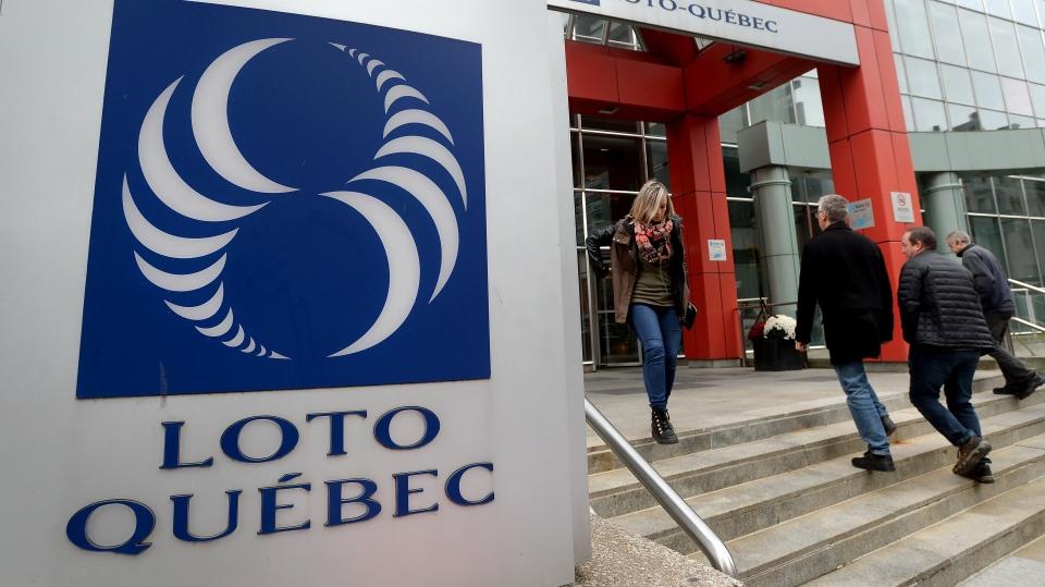 Loto-Quebec headquarters