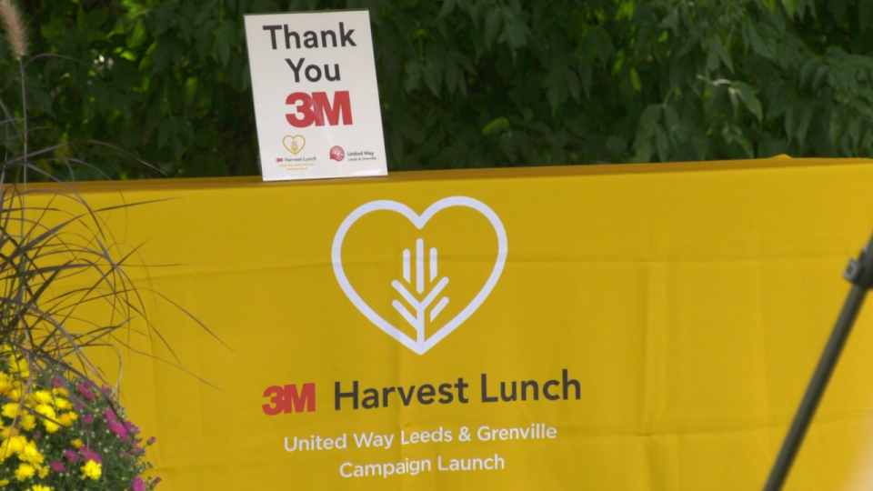 The 3M Harvest Lunch