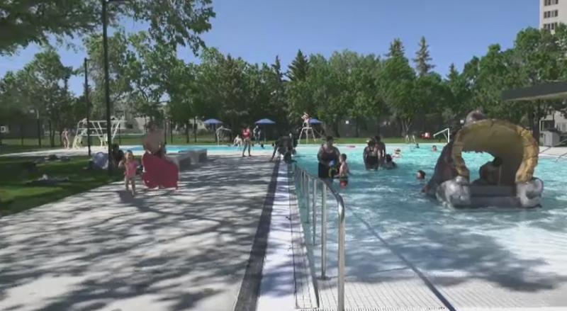 regina city pool outdoor