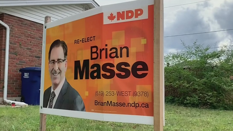 Tight race in Windsor West