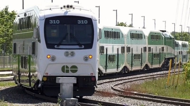 GO Trains are coming to London
