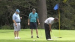 Teeing off for kids