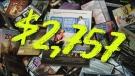 Movie rental late fee: $2,750