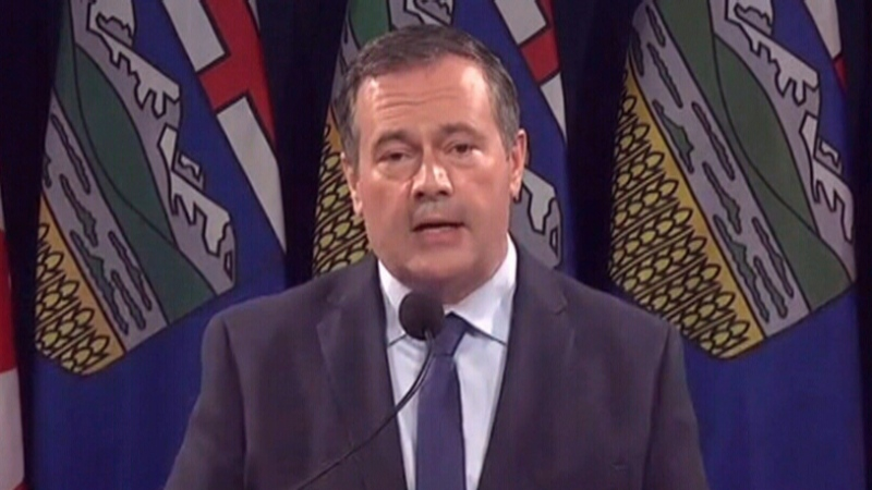 Kenney questioned on pandemic response