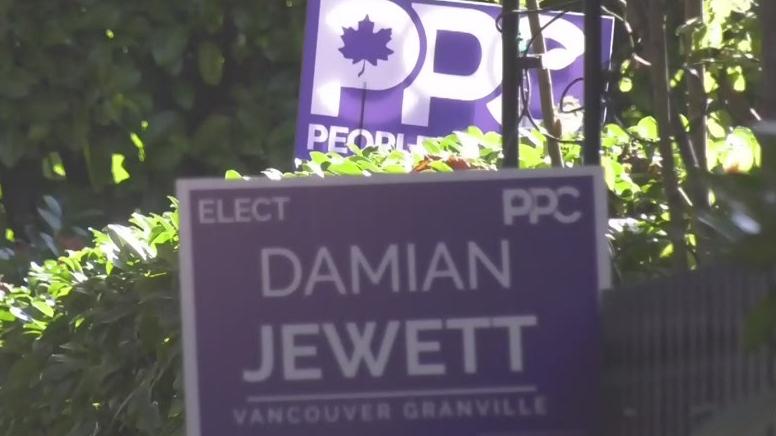 Polls show PPC gaining support in British Columbia