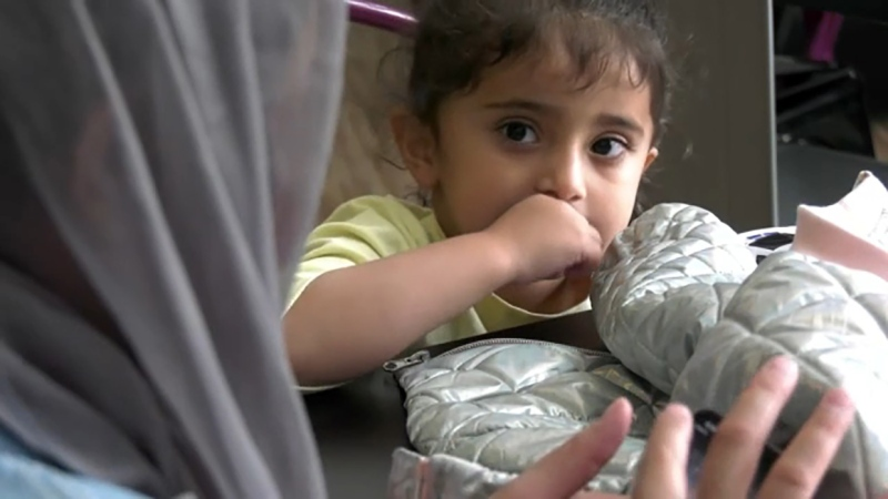 A number of Calgary agencies are assisting hundreds of Afghan refugees arriving here. Kevin Fleming reports