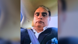 Faqir Ali, 63, is seen here in this undated photo. (Hamilton police)