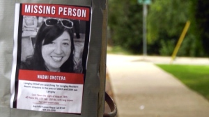 Homicide team takes over missing woman case