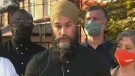 'Mr. Kenney is to blame': Singh on Alta. outbreak