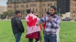 Afghanistan interpreters strike on Parliament Hill