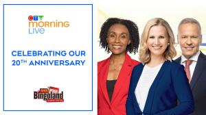 CTV Morning Live's 20th Anniversary Celebration!