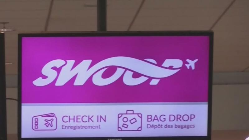 More Swoop flights from Winnipeg