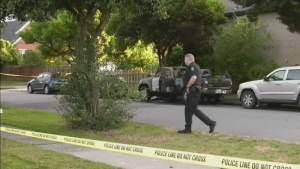 Victim of fatal shooting at luxury hotel ID'd