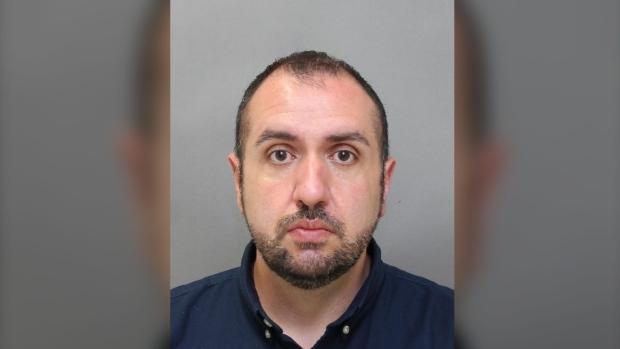 Gianni Jarman, 41, of Toronto. (Courtesy of Toronto Police Services)