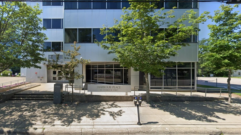 The civil lawsuits filed at the Sydney courthouse, pictured above, say both plaintiffs were minors when the alleged offences took place in 2019 and 2020 inside a Wendy's in Sydney, N.S., owned and operated by T-Roy Enterprises Ltd. (GOOGLE MAPS)