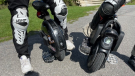 A look at electric unicycles. (Peter Szperling/CTV News Ottawa)