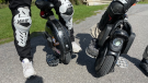 Next big thing: the electric Unicycle