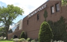 London Police Services Headquarters, 601 Dundas Street, London, Ont., Sept 16, 2021. (Gerry Dewan / CTV News)