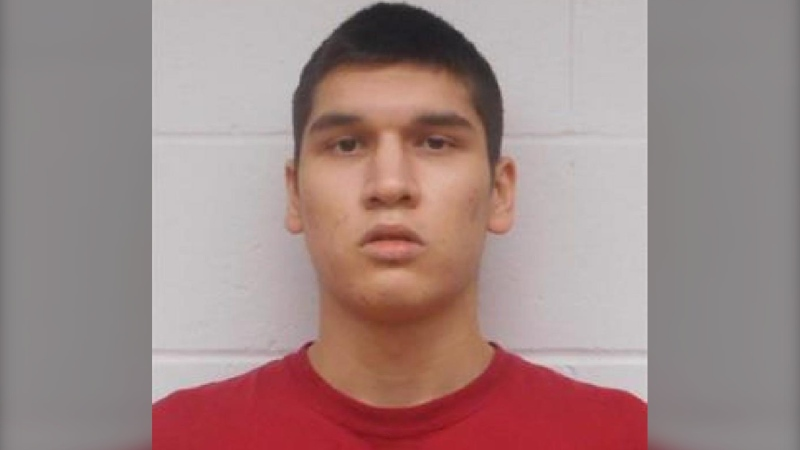 Skylar Wayne Pelletier is seen in this photo provided by Vancouver police. (Vancouver Police Department)