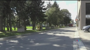 Medina Lane in downtown Sudbury. Sept. 16/21 (CTV Northern Ontario)