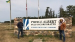 Prince Albert Pump mill