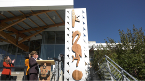 Camosun College first opened on Sept. 16, 1971: (CTV News)