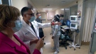 Extended: Inside Hamilton General Hospital's ICU