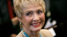 In this March 13, 2007, file photo, Jane Powell, 77, an actress who sang and danced with, among others, Fred Astaire, attends a House Appropriations subcommittee hearing on the importance of public investing in the arts in Washington. (AP Photo/Jacquelyn Martin)