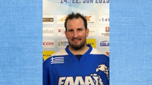 Condolences poured out for 39-year-old Stafanos Govas, who died at 39 as a result of contracting COVID-19. He caught the virus before getting vaccinated. SOURCE: Hellenic Ball Hockey Association/Facebook
