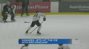 Jets return with mini-camp