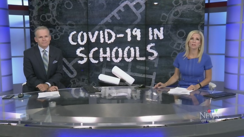 CTV News Ottawa at Six for September 16, 2021
