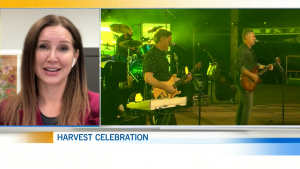 Sharlene Rutherford with the Royal Alexandra Hospital Foundation previews the event featuring the Barenaked Ladies, benefiting the Lois Hole Hospital for Women.