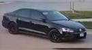 A 2016 four-door Volkswagen Jetta with black rims is believed to be involved in a fatal shooting on Wateroak Drive in London, Ont. (Source: London Police Service)
