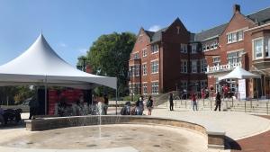 Lang Plaza at University of Guelph. (Chris Thomson/CTV Kitchener)