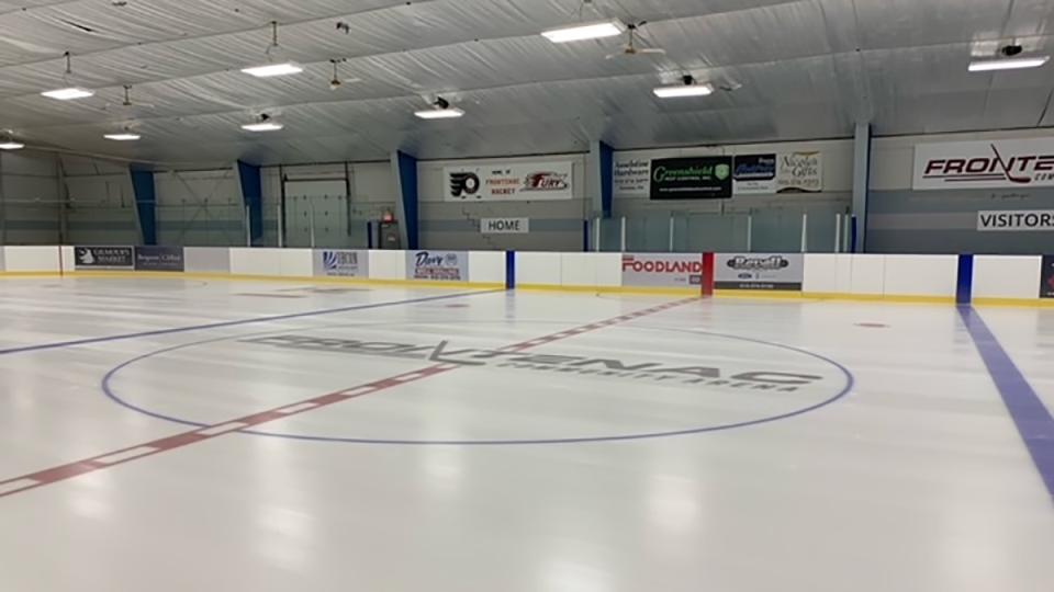 Frontenac Community Arena