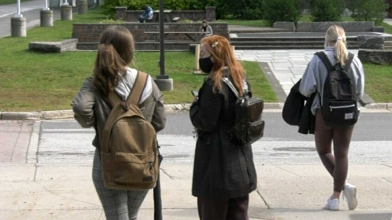 Nipissing U students take safety measures