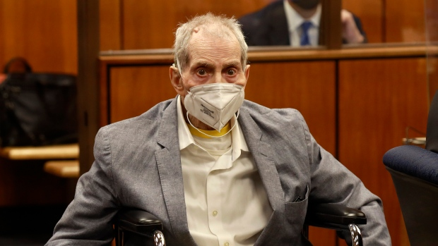 L.A. jury convicts real estate heir Robert Durst of murder